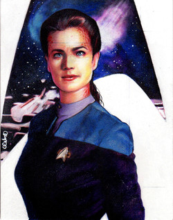 deep space nine: dax