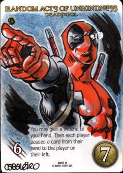 Marvel 3D Deadpool 2