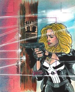 Marvel Dangerous Divas 2AP Commission