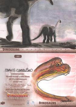 dinosaurs! double 3