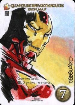 Marvel 3D Iron Man