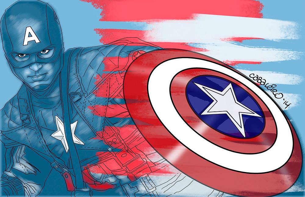 first avenger
