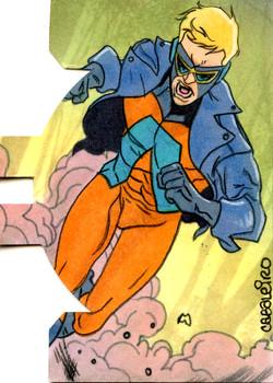 dc justice league 51