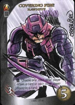 Marvel 3D Hawkeye 1
