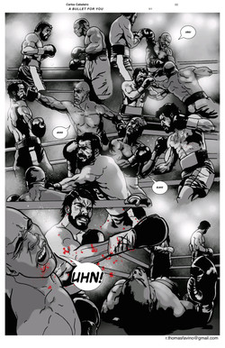 A Bullet for You #1 Page 2