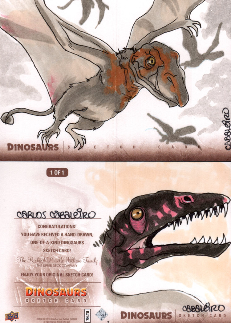 dinosaurs! double 18