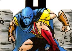 dc justice league 45
