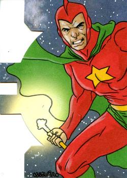 dc justice league 57