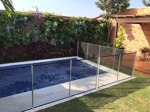 Cercas removíveis  para piscinas