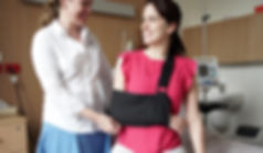 Inpatient physiotherapy for shoulder at Brisbane Private Hospital