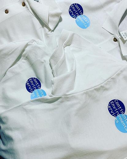 CES shirts