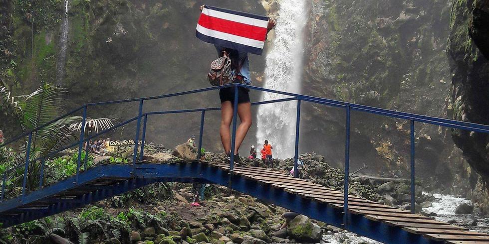 Tour Catarata Rio Agrio