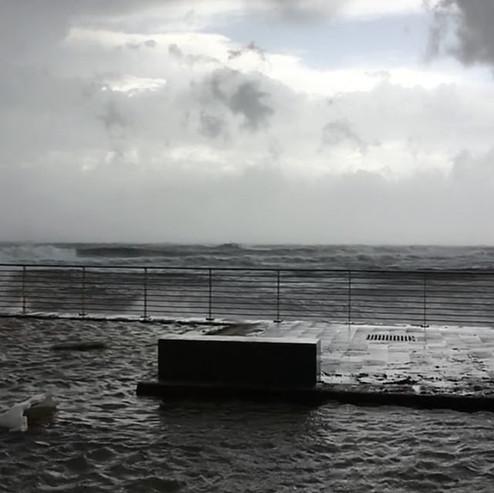 #seastorm #cagliari