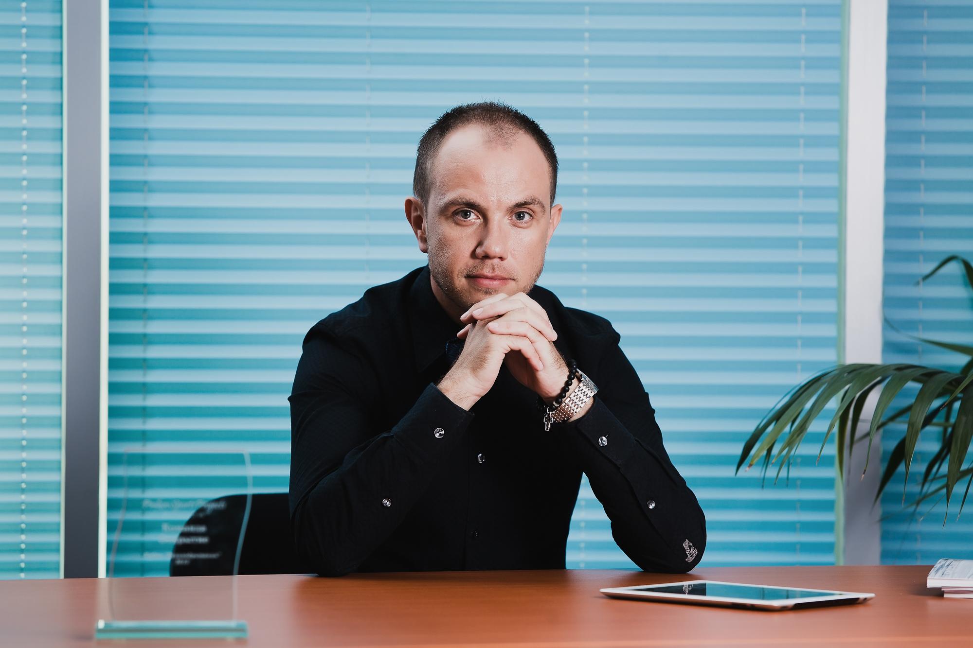064 деловой портрет