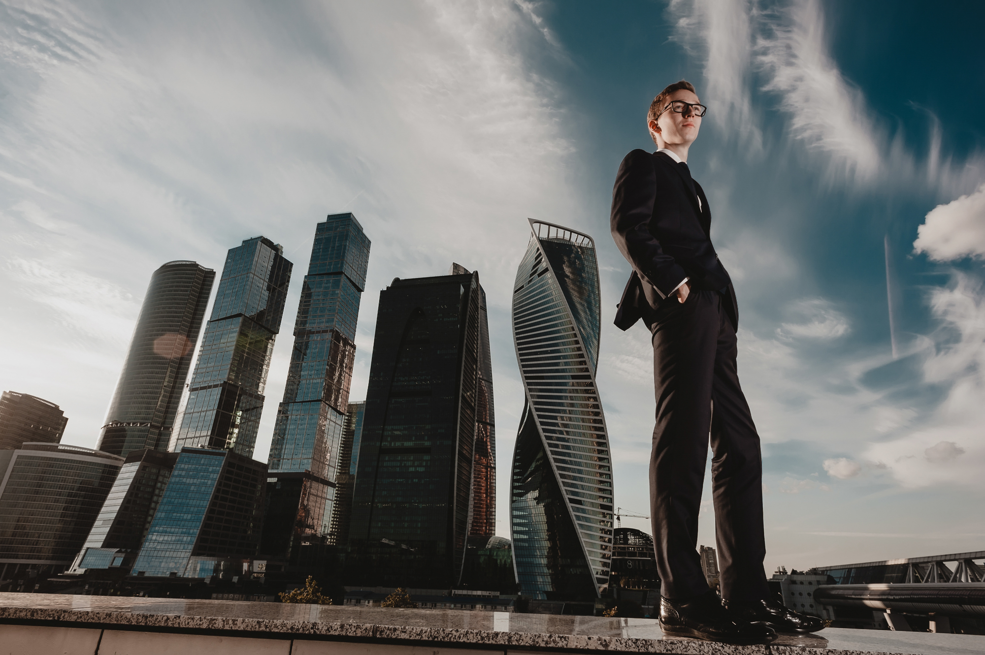 010 деловой портрет