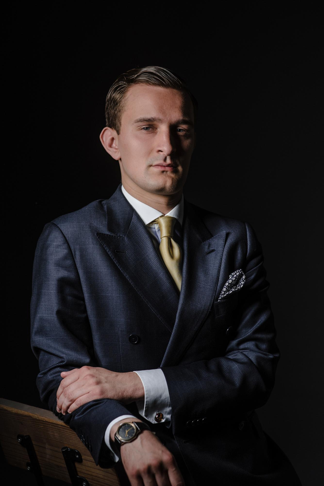 022 деловой портрет