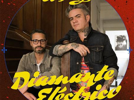 DIAMANTE ELECTRICO coming to NPR's 'Tiny Desk' as they prep for their tour with CAFE TACVBA