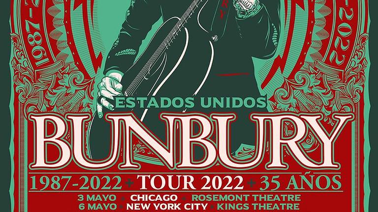 Bunbury - Tour 2022