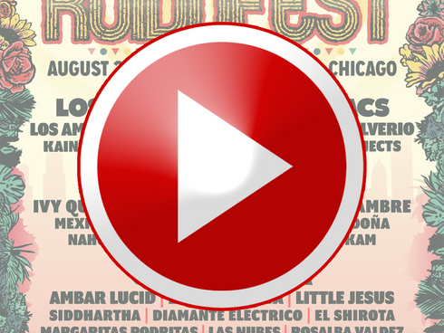 Watch videos from RUIDO FEST artists here!