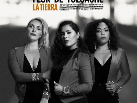 FLOR DE TOLOACHE prepares new album and tours with MON LAFERTE!