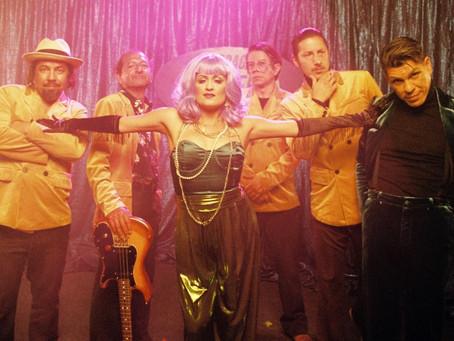 """LAS  CAFETERAS launch new single """"LA SIRENA"""""""