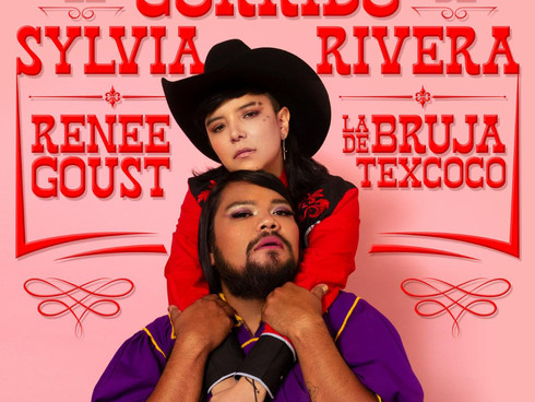 RENEE GOUST's new Trans-Activist Norteño track feat. LA BRUJA DE TEXCOCO
