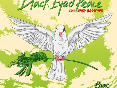 PIPER STREET SOUND ft. Andy Bassford - Black Eyed Peace out now!