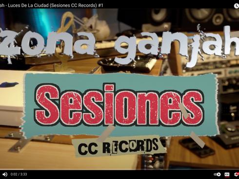 """ZONA GANJAH releases new album """"SESIONES CC RECORDS"""""""