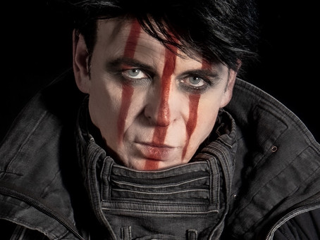 GARY NUMAN releases INTRUDER and schedules live stream and tour!