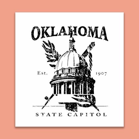 Oklahoma State Capitol Branding Concept