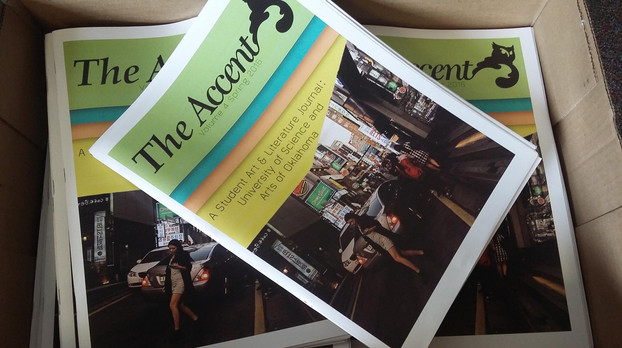 The Accent Vol. 4