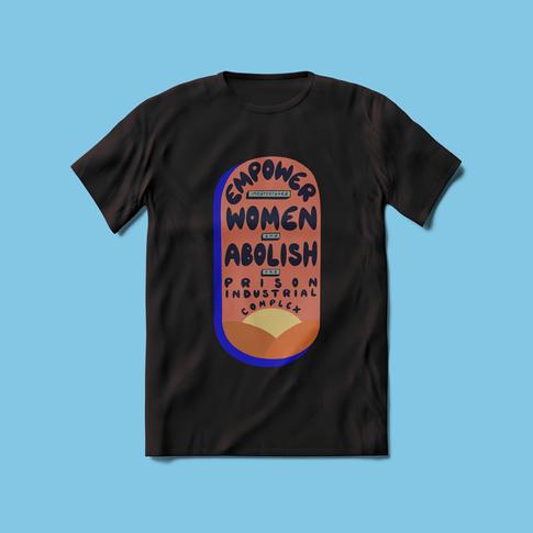 Empower Incarcerated Women Shirt