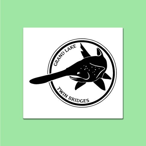 Grand Lake State Park Logo