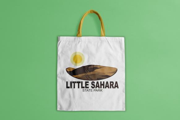 Little Sahara State Park Tote
