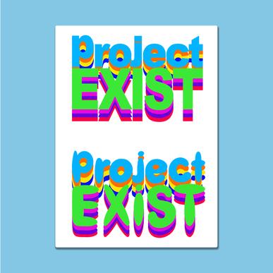 projectEXIST Logo Package