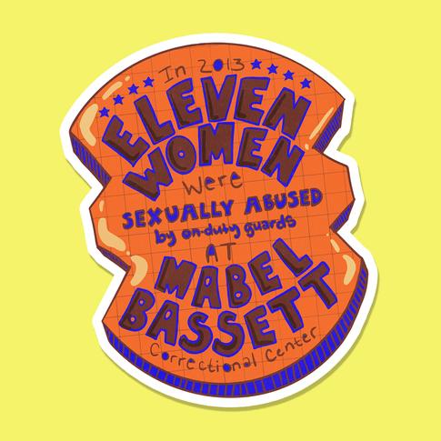 Eleven Women Sticker