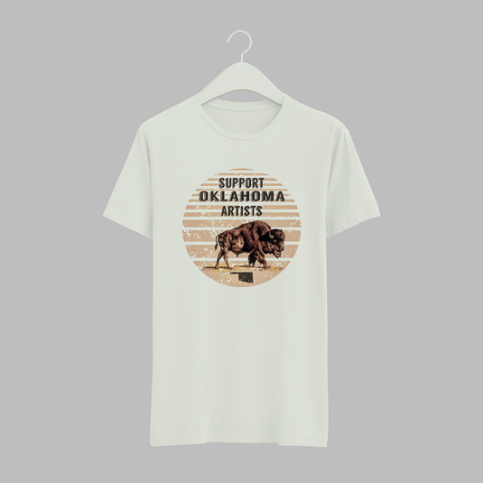 Support Oklahoma Artists T-Shirt