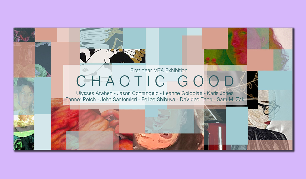 Chaotic Good Flyer