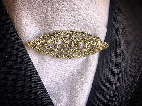 Fancy Rhinestone Stock Pin