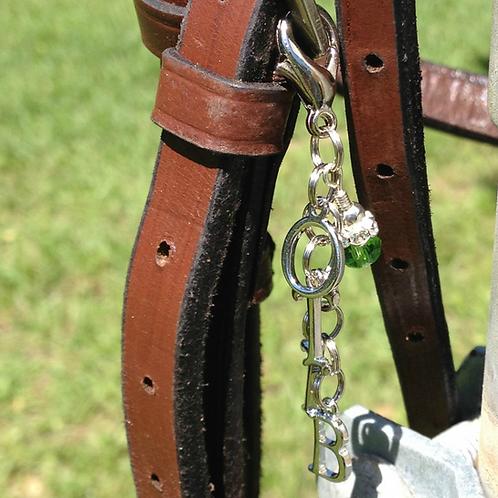 OTTB Pride Thoroughbred Bridle Charm