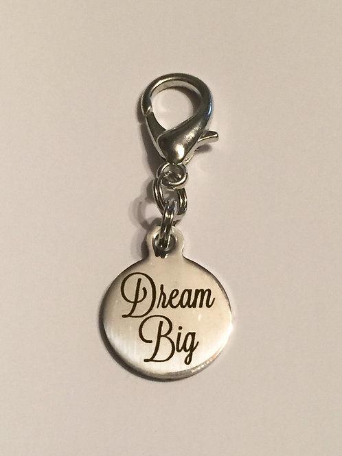 Dream Big Bridle Charm