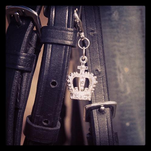 Royalty Crown Bridle Charm
