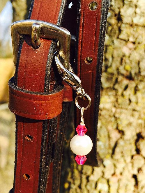 Color Pop Pearl Bridle Charm