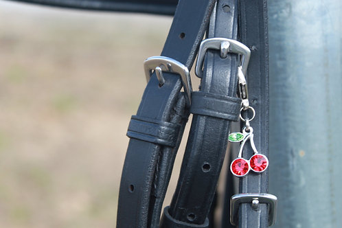 Cherry on Top Bridle Charm