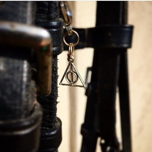 Harry Potter Deathly Hallows Bridle Charm