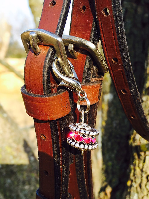 Bling in the Ring Bridle Charm
