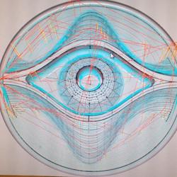 Instagram - The #eye #3D #model.jpg #rhino #toolpath #CNC #mold #digital #fabric