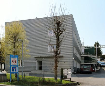 Création de 47 logements dans un bâtiment industriel