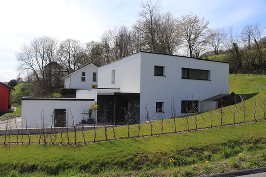 Construction d'une villa individuelle à Moudon