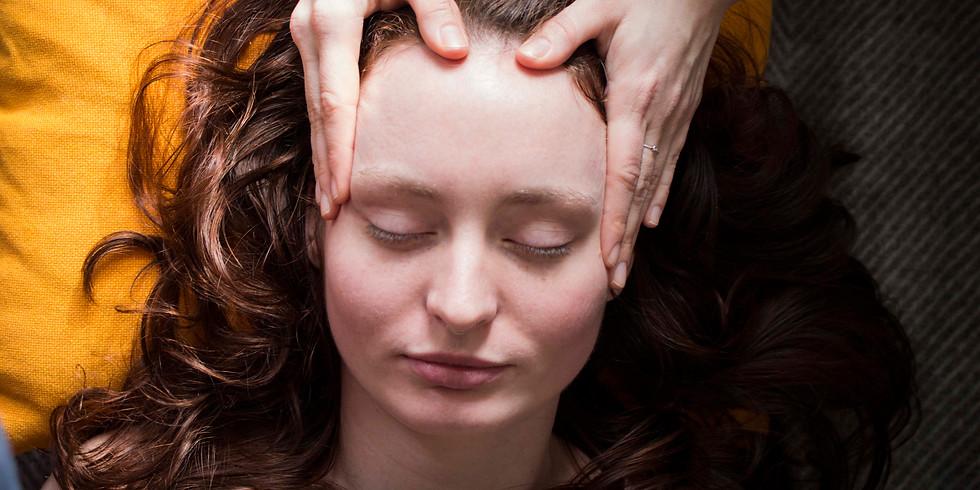 Gesichtsmassage mit Daniela Taeger